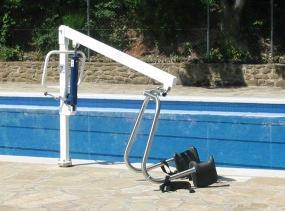 Grues a les piscines