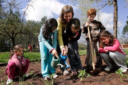 Casals d'estiu impregnats d'educació ambiental