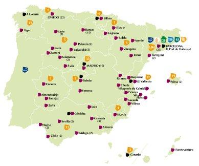 Acció de Fundesplai a Espanya