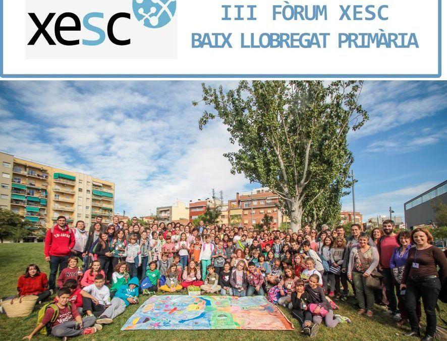 Trobada de la xarxa d'escoles verdes del Baix Llobregat