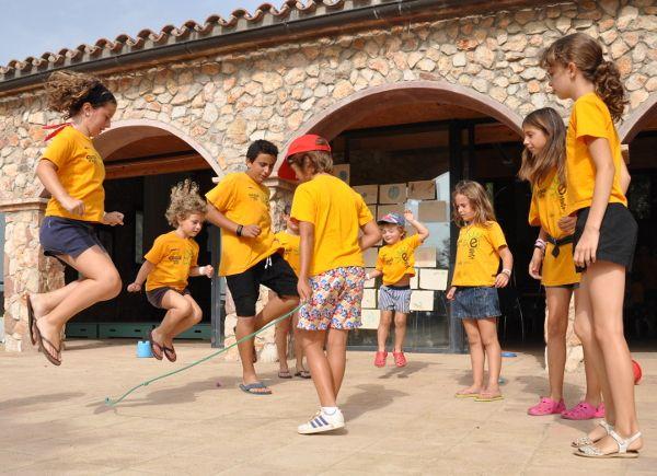 Jocs tradicionals per treballar la interculturalitat