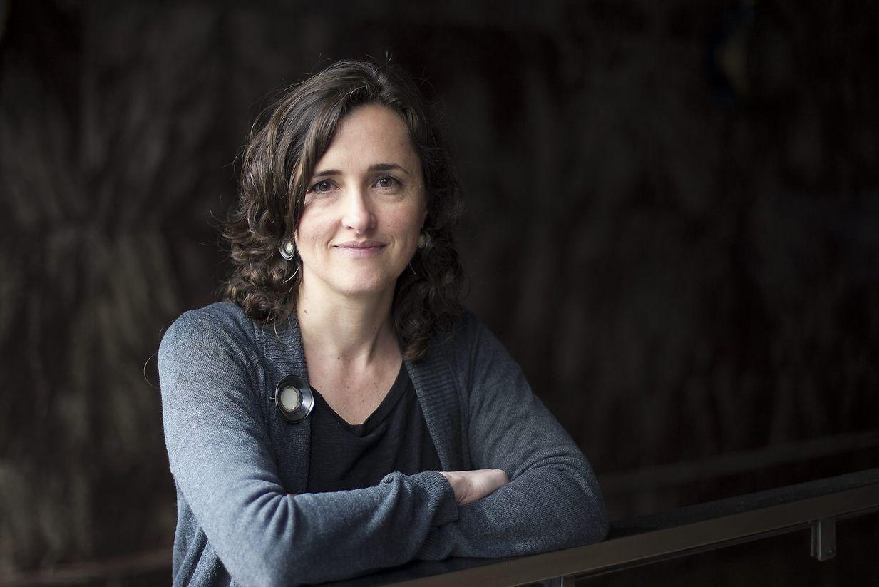 L'Elena Sintes és l'autora de l'informe: Escola a temps complet