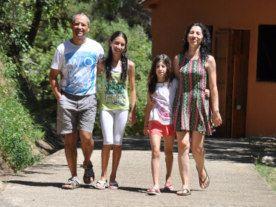 Els beneficis de les vacances en família