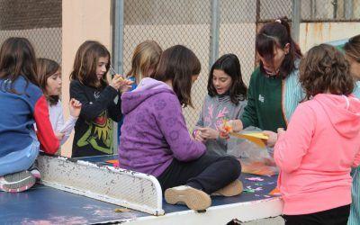 La participació dels infants al menjador escolar