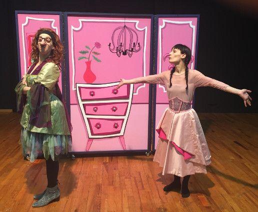 Coeducació i igualtat d'oportunitats amb la màgia del teatre