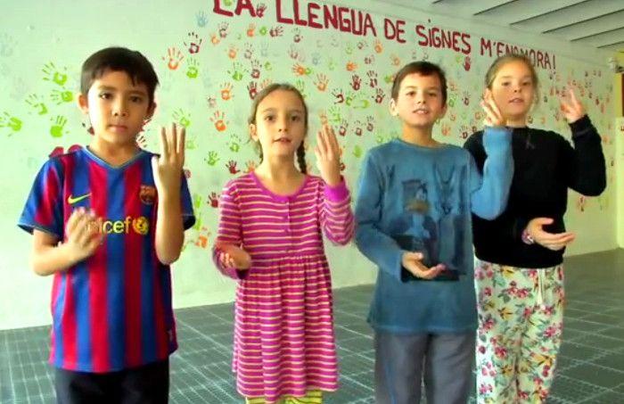 Educació inclusiva escola Tres Pins
