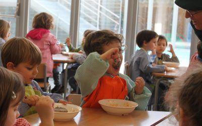 6 principis de l'alimentació a l'escola bressol