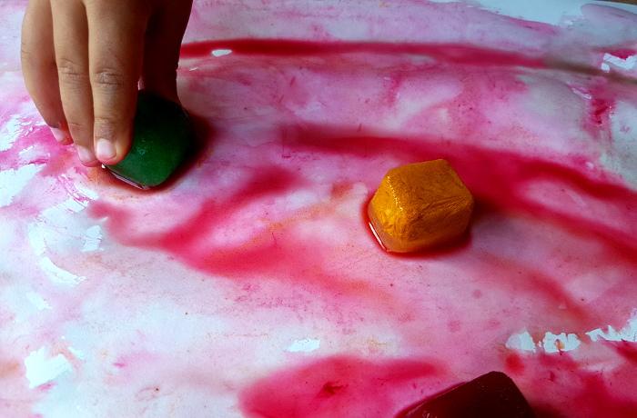 glaçons de colors escola bressol