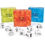 Joc cooperatiu escola story cubes