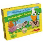Joc cooperatiu escola animal sobre animal