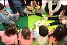 Contes coeducació per l'educatió infantil