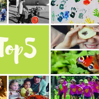 El #Top5 del blog Món Escolar