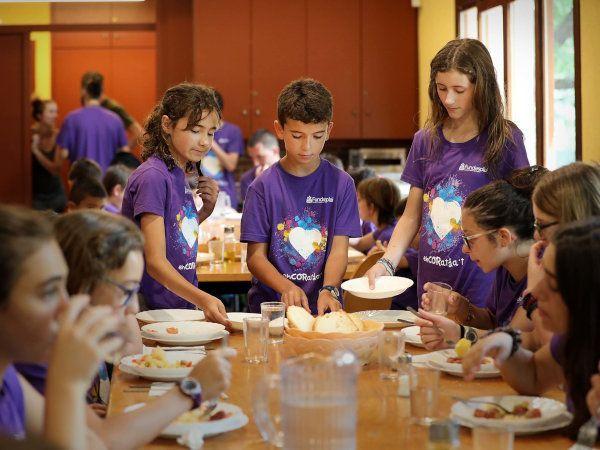 Com fomentar l'autonomia al menjador escolar