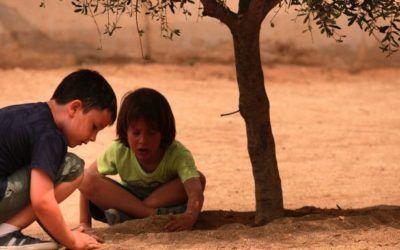 9 pilars del potencial educatiu del joc al pati de l'escola