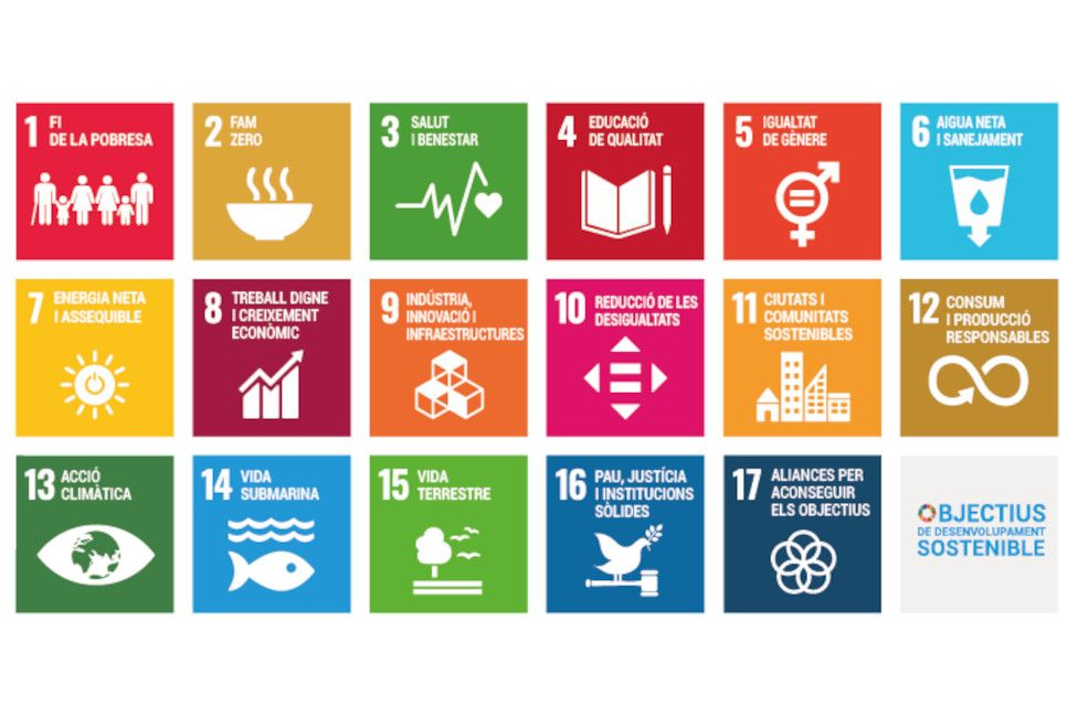 ODS_Objectius Desenvolupament Sostenible
