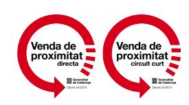 segell venda de proximitat Generalitat
