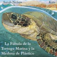 La fábula de la tortuga marina y la medusa de plástico