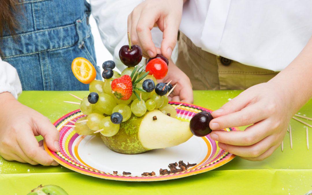 11 activitats escolars sobre l'alimentació sostenible i saludable