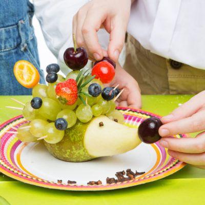 11 actividades escolares sobre la alimentación sostenible y saludable