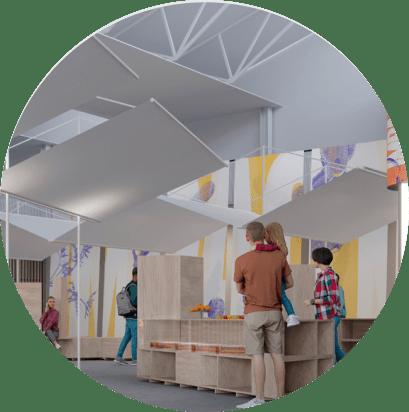 visita guiada exposició Fundesplai