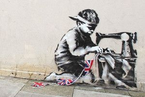 Banksy Fundesplai