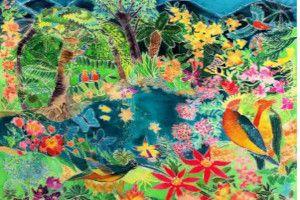 Caribbean Jungle Fundesplai